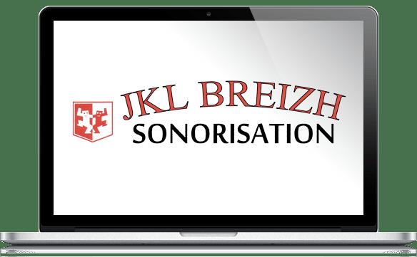 Réalisations site Internet pour JKL Breizh